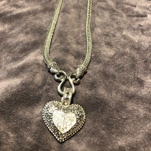 "Lia Sophia ""Love Dust"" necklace"